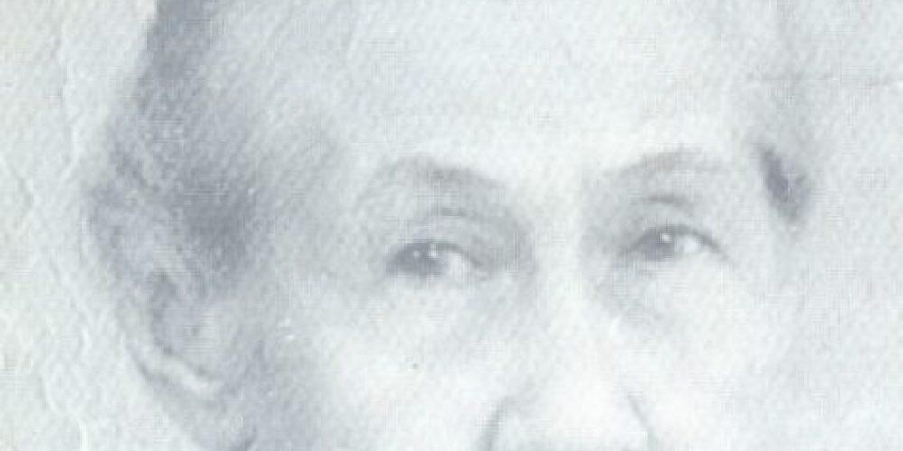 Mijn Oma Sophie