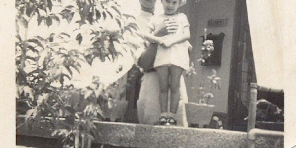 Ik was 4 jaar toen de oorlog begon…