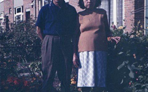 Opa en Oma jacobs, jaren 60