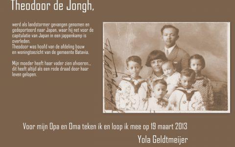 Opa Theodor de Jongh