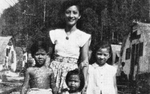 Mary haar moeder werd onvrijwillig opgeëist door een hoge Japanse functionaris