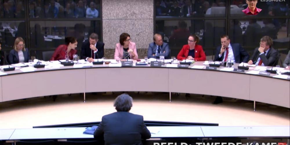 Fleur Agema: 'Ik was erbij toen uw ambtenaar van VWS 10 jaar geleden zei dat de NIOD rapporten van die gekken niets voorstelt. Ze heeft de Kamerleden misleid!!