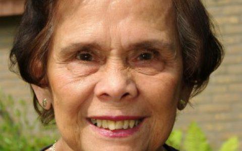 Oma Hennie Verhoeve-Jacobs