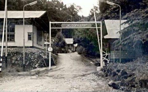 Kloofkamp, Hollandia Nieuw Guinea