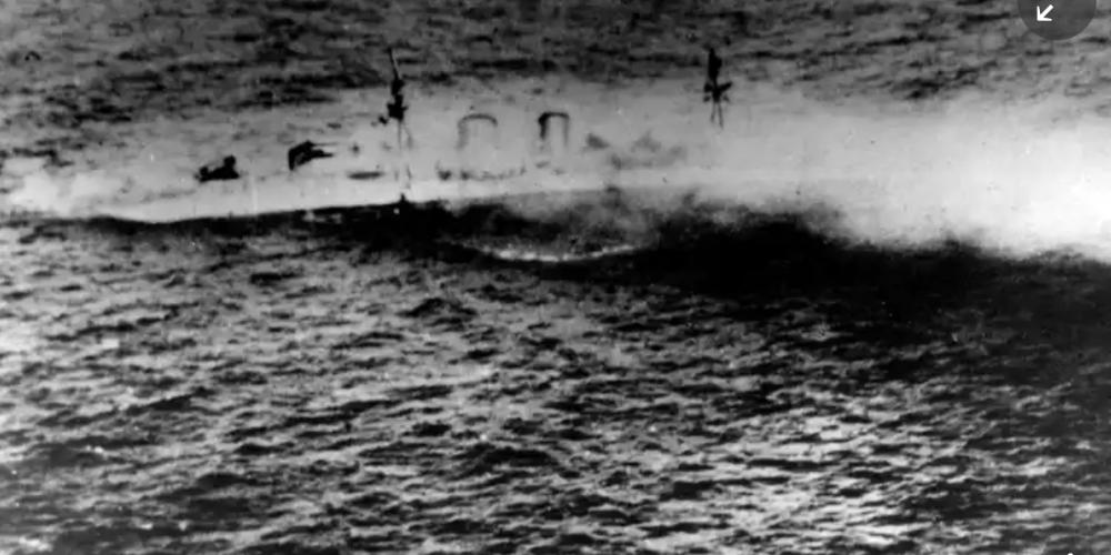 Resten zeehelden in massagraf gestort
